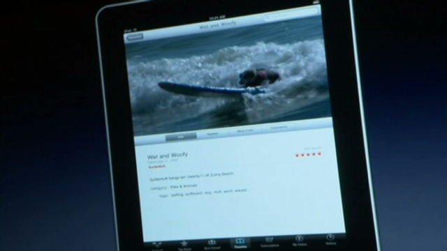 iGotIt the Apple path with #iPad